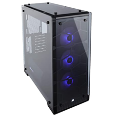 Case CORSAIR 570X Black RGB Mid Tower