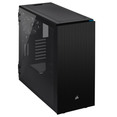 Case CORSAIR 678C RGB Black Mid Tower