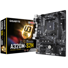 GIGABYTE A320M-S2H – Socket AM4