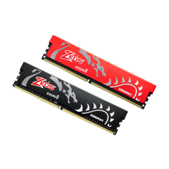 (1x4GB DDR4 2666) RAM 4GB KINGMAX Zeus Dragon