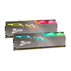 (1x8GB DDR4 3000) RAM 8GB KINGMAX Zeus Dragon RGB