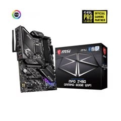 MSI MPG Z490 GAMING EDGE WIFI – Socket 1200