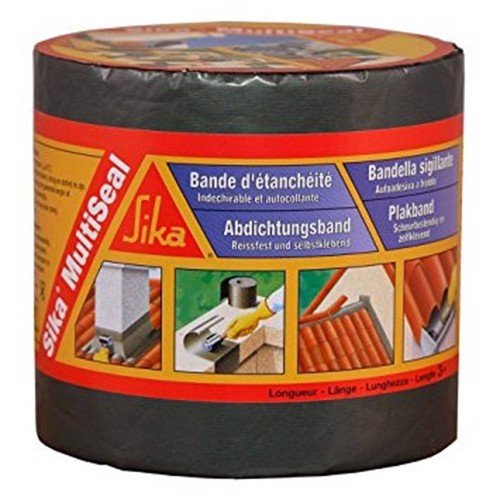 Sika Multiseal 10mx7.5cm (Grey)