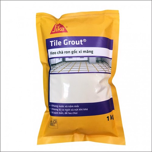 Sika Tile Grout – 1kg
