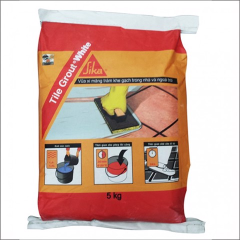 Sika Tile Grout – 5kg