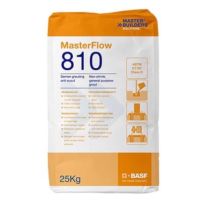 MASTERFLOW 810 – Vữa Bù Co Ngót