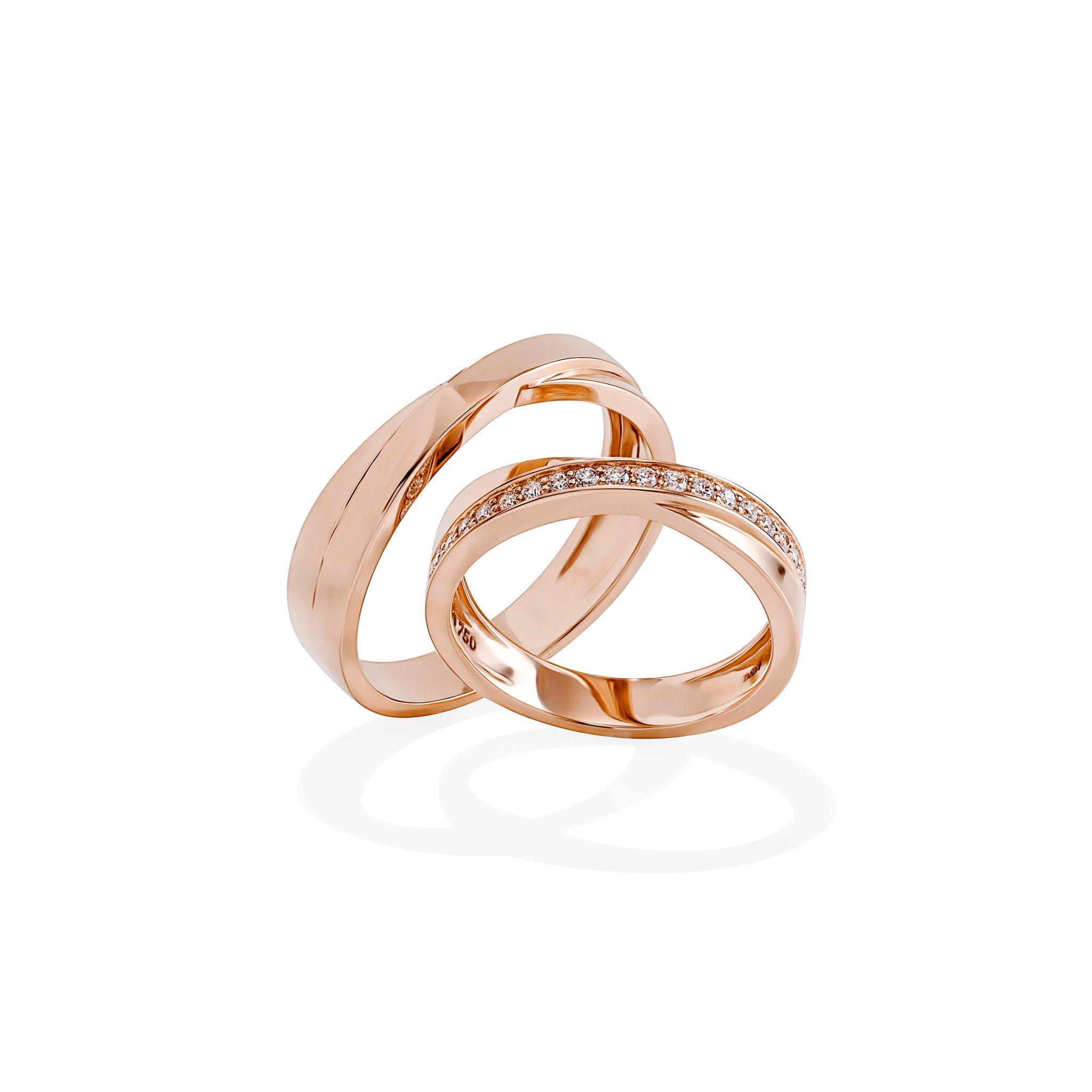 Nhẫn cưới Kim cương NK757065