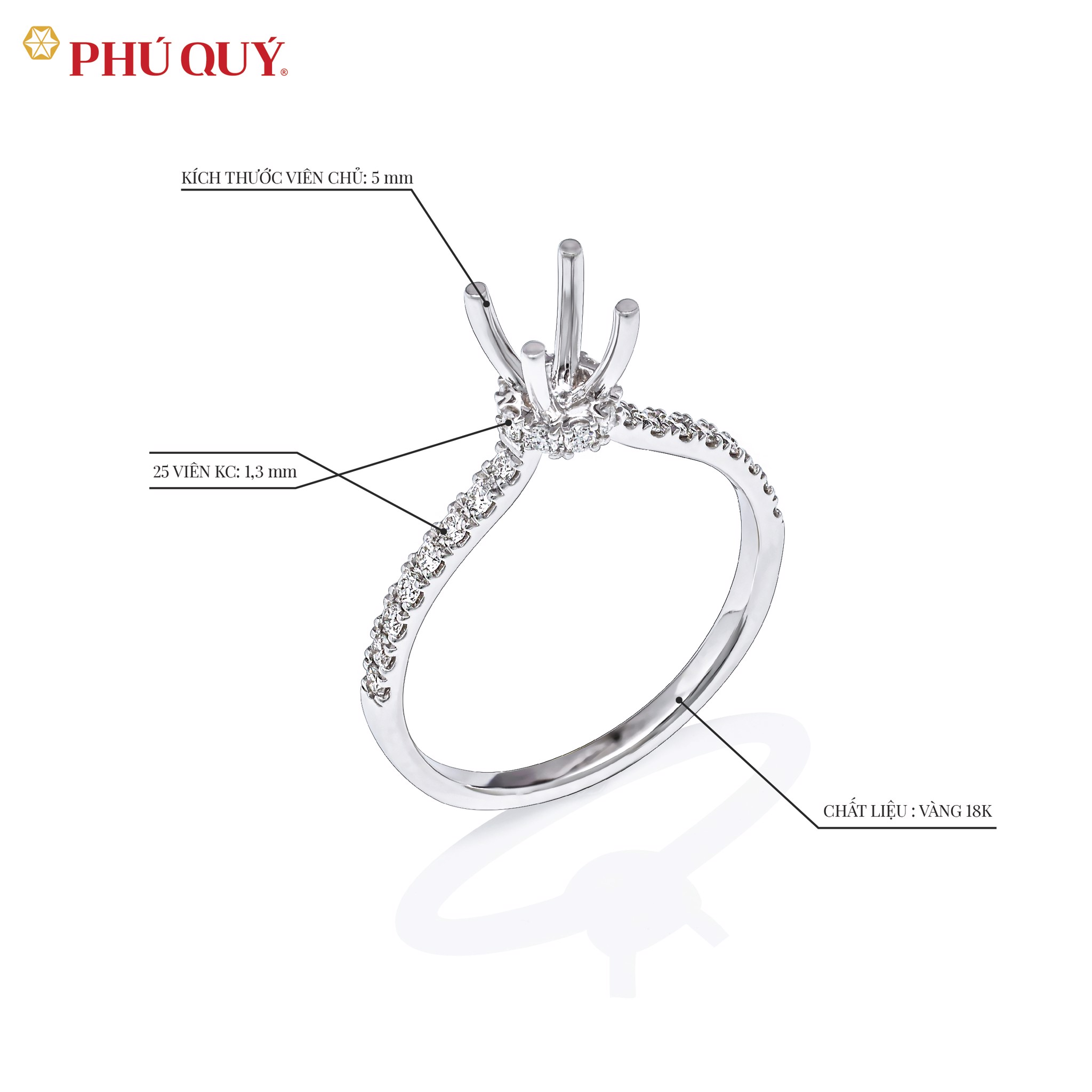 Ổ nhẫn kim cương 00538172