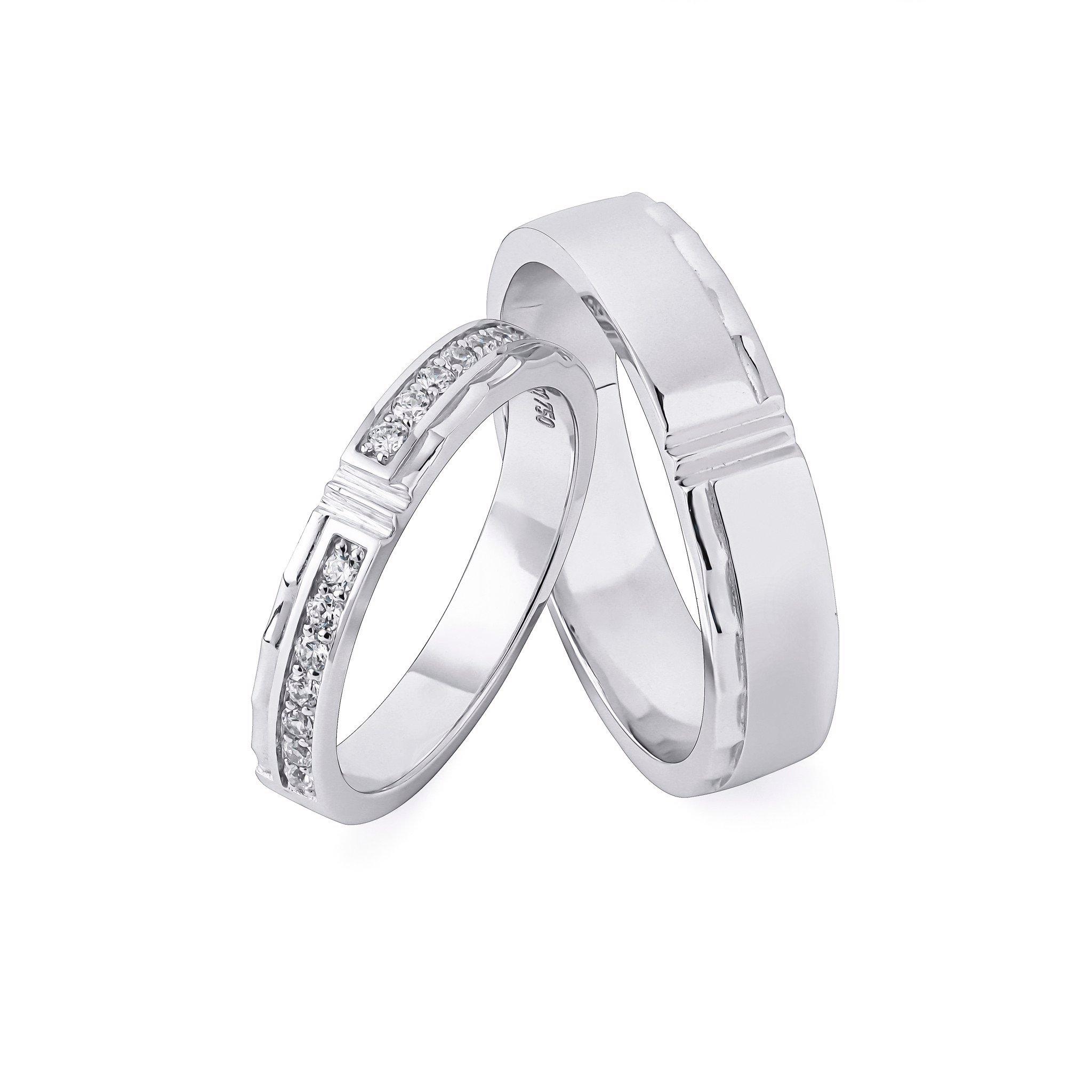 Nhẫn cưới Style WD586675
