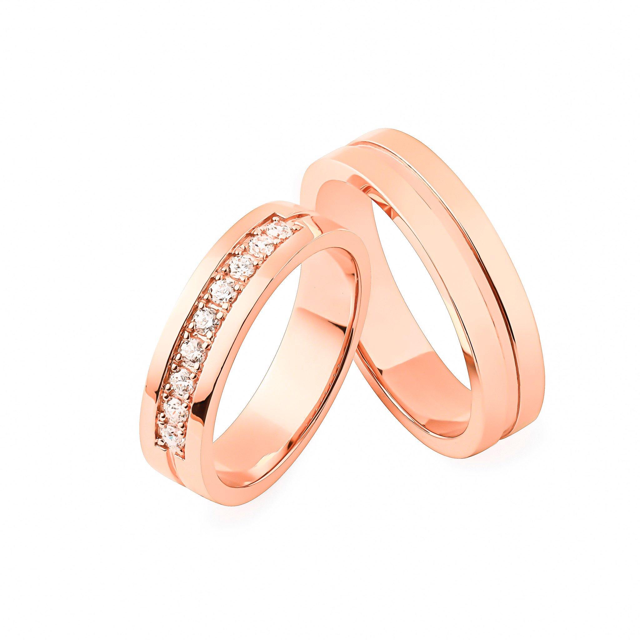 Nhẫn cưới WD372086