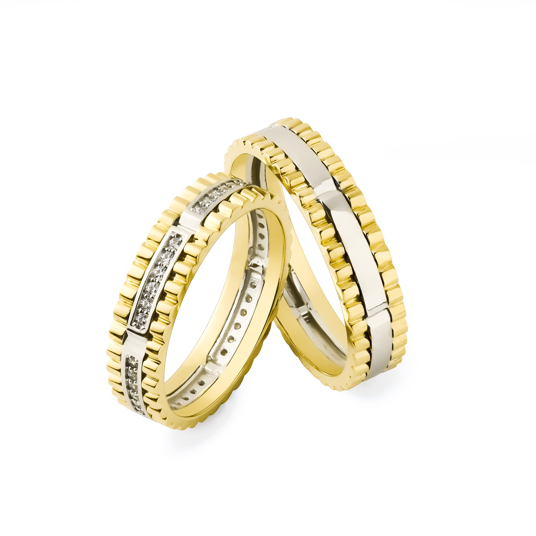 Nhẫn cưới Style WD208508