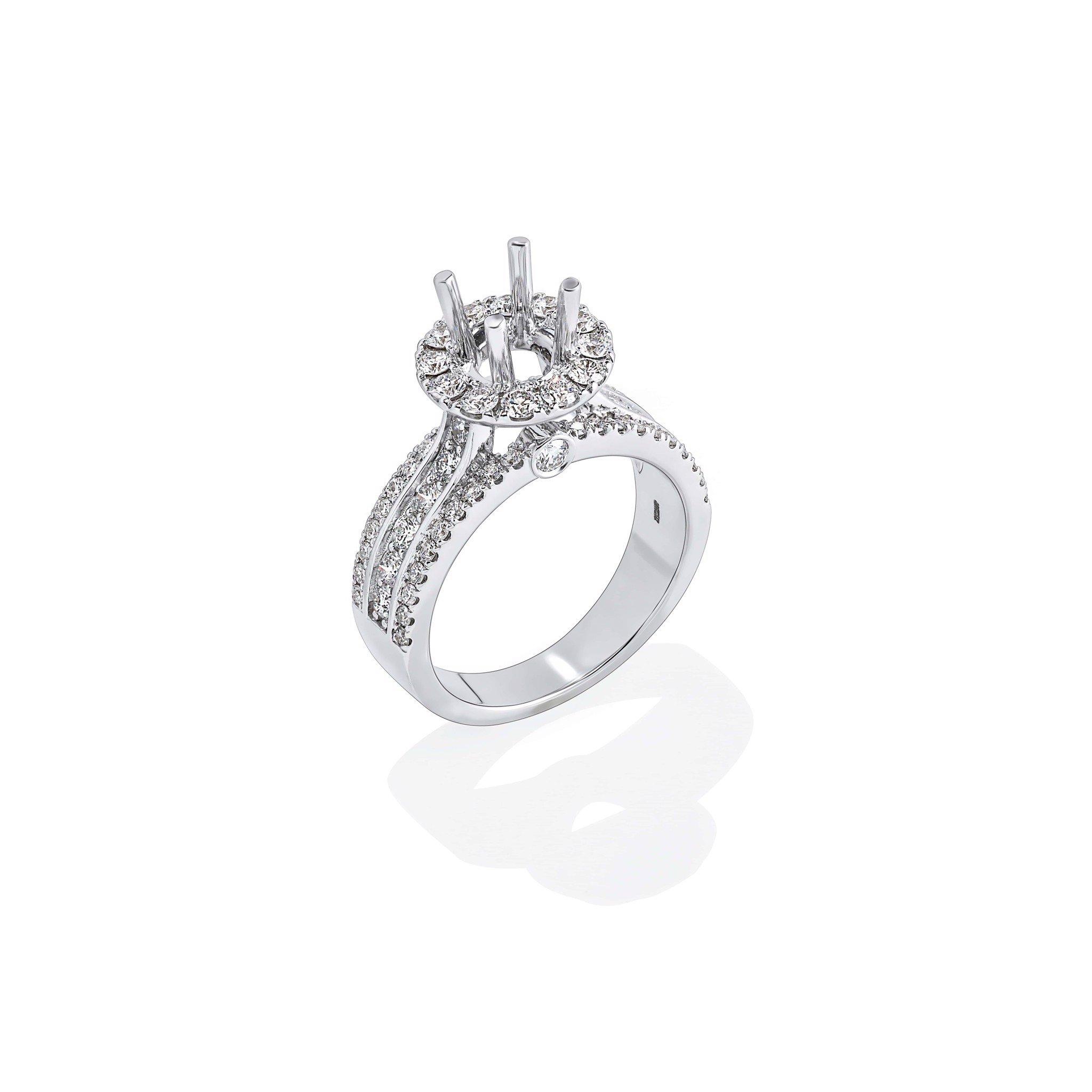 Ổ nhẫn kim cương 00539188