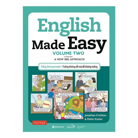 English Made Easy - Vol. 2