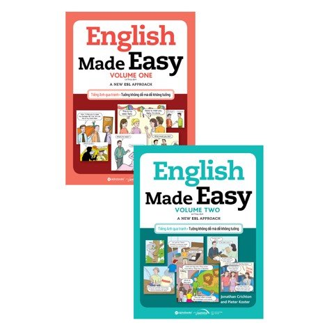 English Made Easy Vol. 1 + Vol. 2