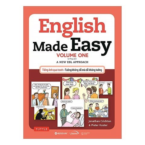 English Made Easy - Vol. 1