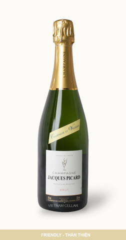 Champagne brut Jacques Picard