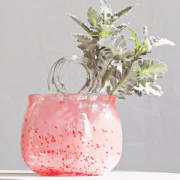 Giỏ Thủy Tinh Sweet Glass Vase