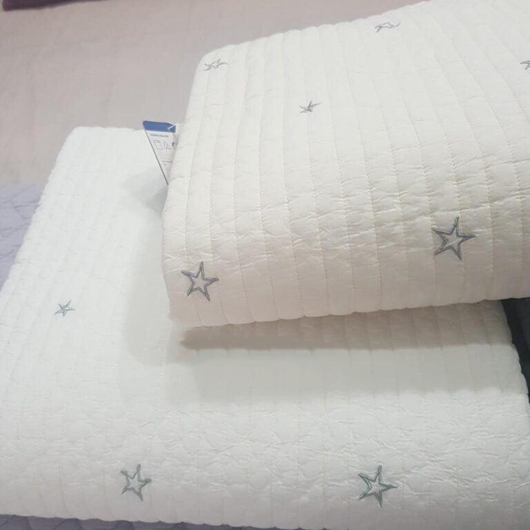 Chăn Hè Thu Cao Cấp Hàn Quốc Cotton – Paul Star Pigment Pad