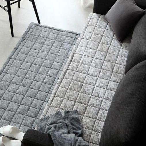 Tấm Trải Sofa Cao Cấp – Blended Embo Rippe Sofapad Nhiều Màu Sắc