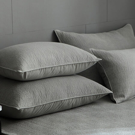 Vỏ Áo Gối Cao Cấp Hàn Quốc – Thin Pigment Pillow Nhiều Màu Sắc