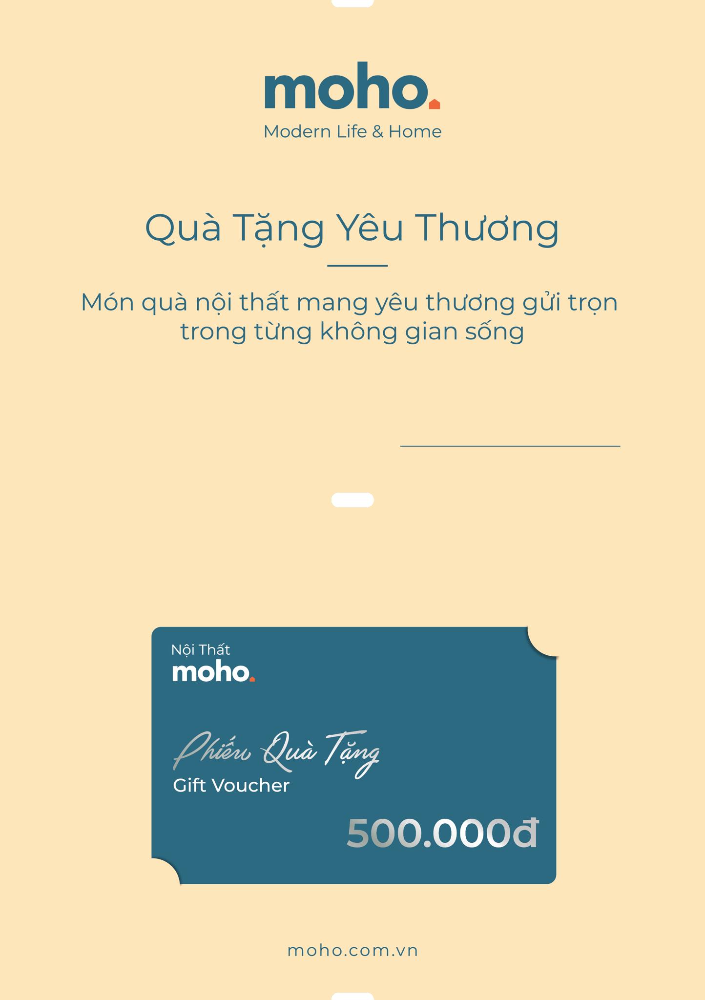 Gift Voucher 500,000₫