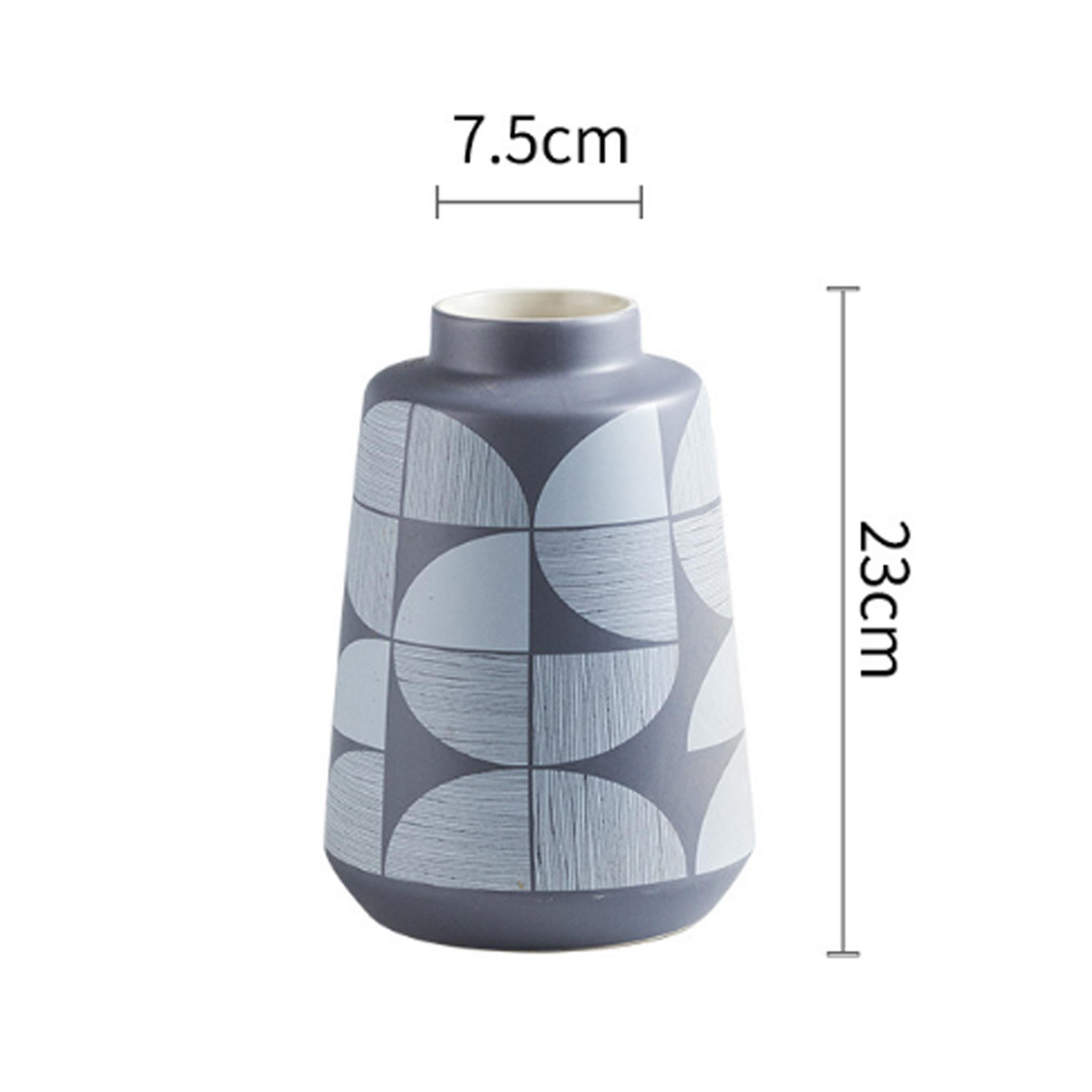 Bình Hoa Gốm Sứ Modern Ceramic