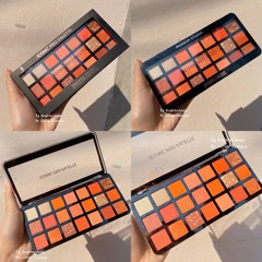 Bảng Phấn Mắt Sivanna Colors Make Up Studio Iconic Pro Palette HF384