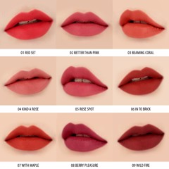 Son thỏi lì Clio Melting Matte Lips