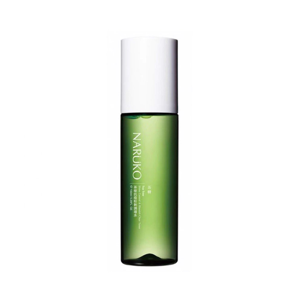 Toner tràm trà Naruko Tea Tree Shine Control & Blemish Clear Toner 150ml