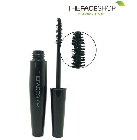 Mascara TheFaceShop Freshian Big