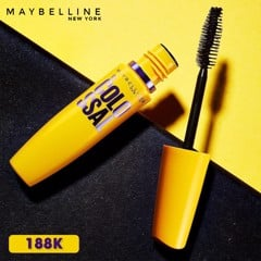 Mascara Maybelline The Colossal WaterProof