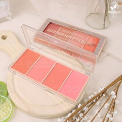 Bảng Má Hồng Sivanna Colors Admiration Pro Blush HF5022