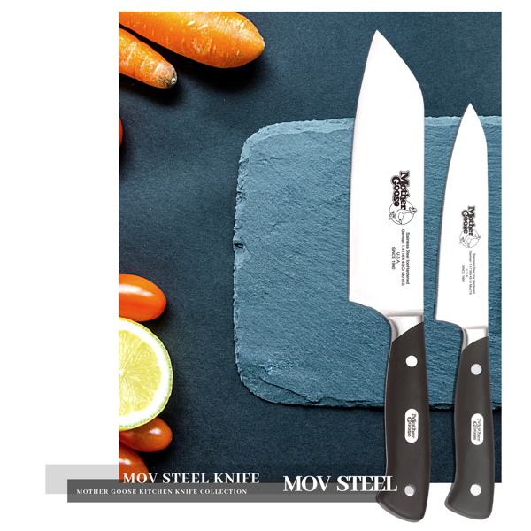 CLASSIC MOV STEEL KNIFE SET