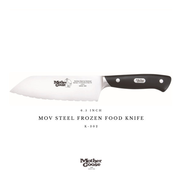 MOV STEEL FROZEN FOOD KNIFE 6.5 INCH