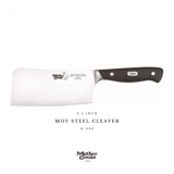 MOV STEEL CLEAVER 6.5 INCH