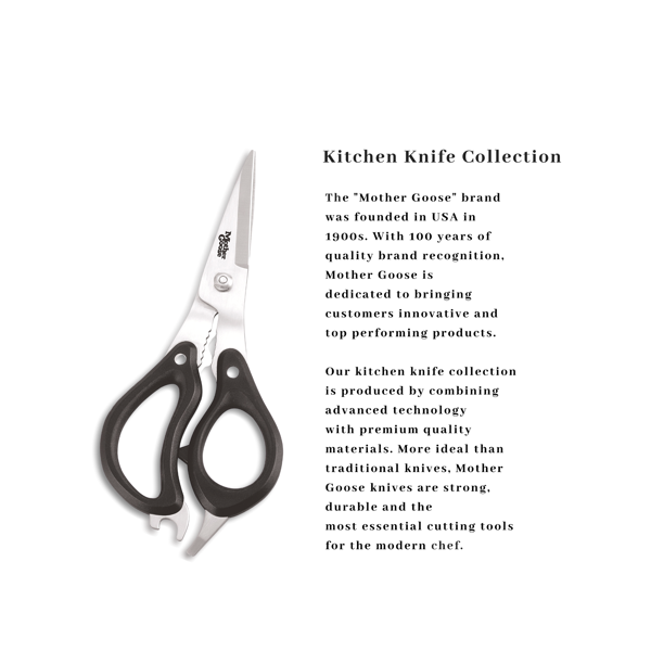 MOV STEEL MULTI-PURPOSE KITCHEN SHEAR