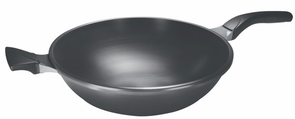 CRYSTAL DIAMOND WOK 36CM