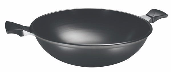 CRYSTAL DIAMOND WOK 40CM