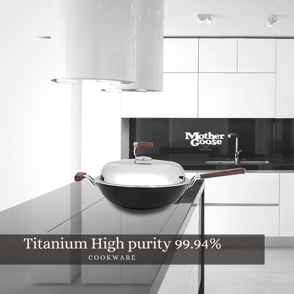 HIGH PURITY TITANIUM 99.94% CLASSIC 33CM