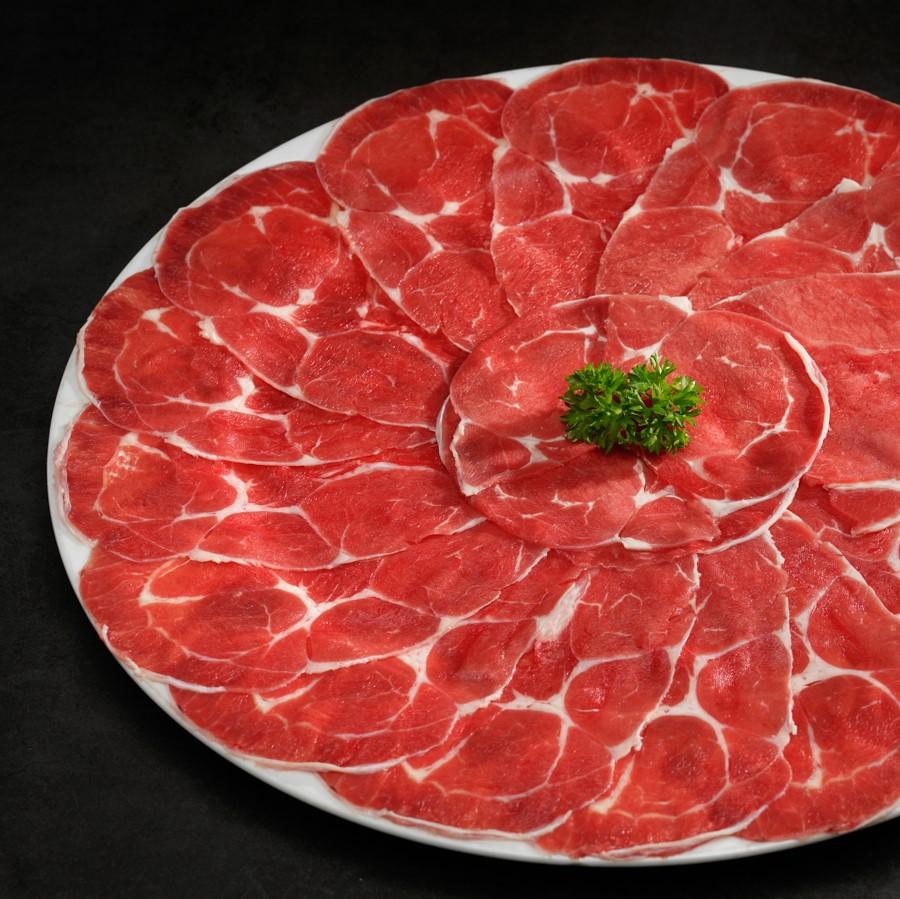 Bắp bò Úc bào