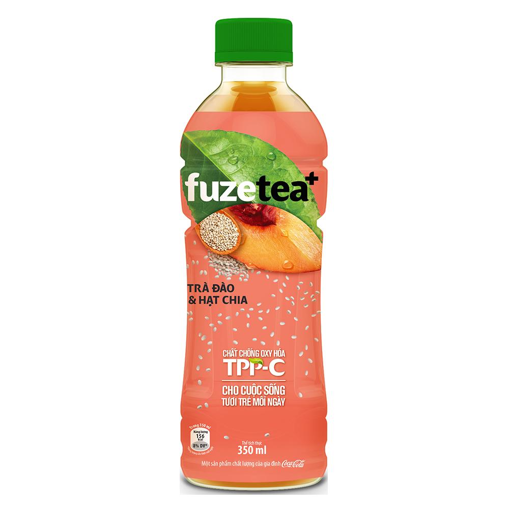 Đồ uống Sumo Yakiniku fuzetea peach & chia seed
