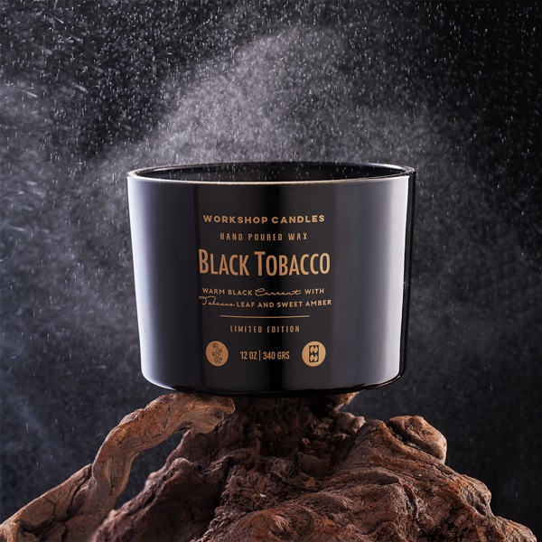 Black Tobacco 12oz