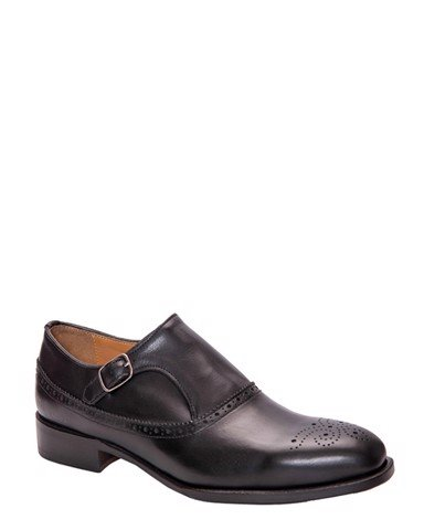 PIERRE CARDIN BROGUE MONK - PCMFWLA009