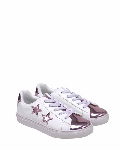 PIERRE CARDIN SNEAKERS FOR GIRLS - KIDS (FROM 3 TO 10 YEARS OLD) - PCGFWSB 009