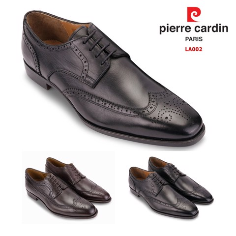 PIERRE CARDIN BROGUE DERBY - PCMFWLA 002