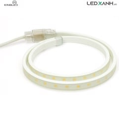Đèn LED dây 5050 60 LED/m 8W/m-220V - KingLED