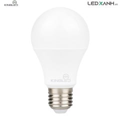 Đèn LED bulb E27 15W-A3 DOB - KingLED