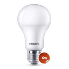 Đèn LED bulb E27 6W MyCare - Philips