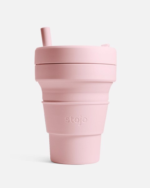 Stojo Collapsible Cup (Carnation)