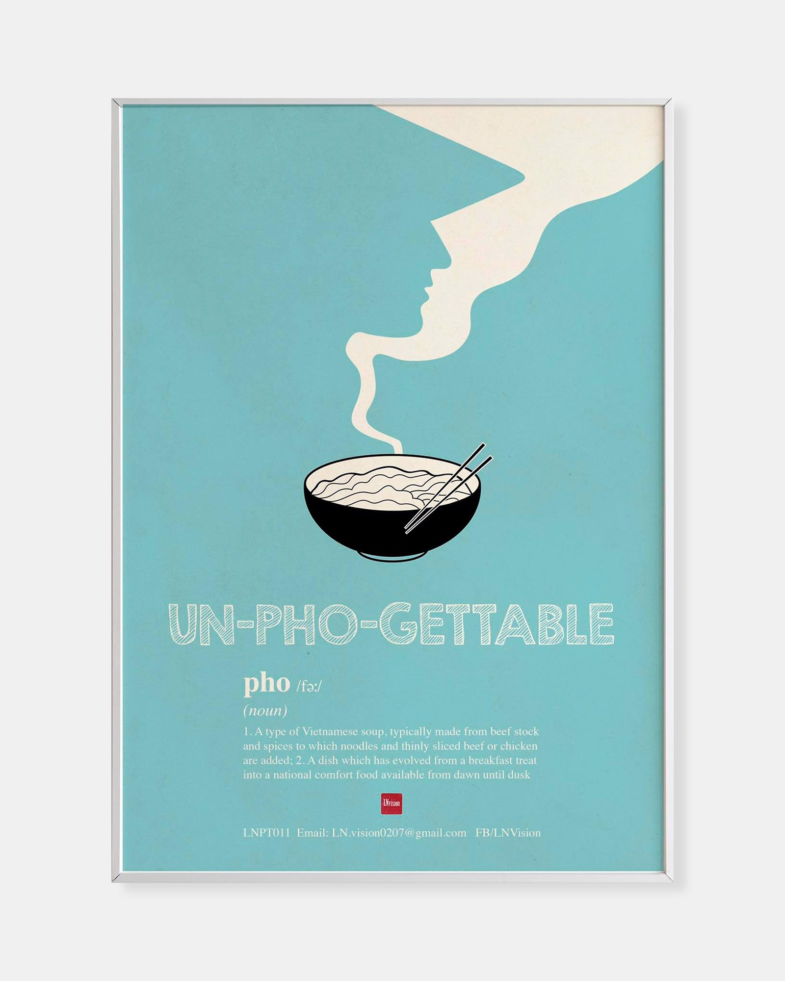 Un-pho-gettable Poster